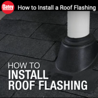 How to Install a Roof Flashing
