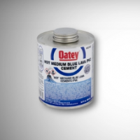 Oatey Blue Lava Hot PVC Cement