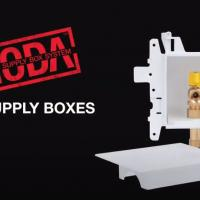 Oatey MODA Gas Supply Boxes